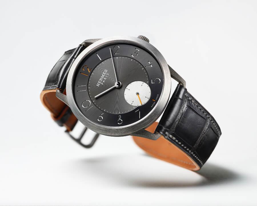 Hermes Slim d'Hermès Titane Watch Review