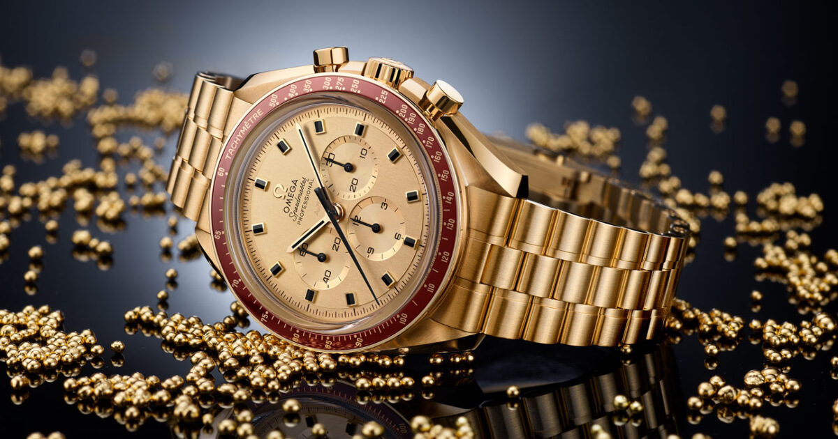 Omega Speedmaster Apollo 11 50th Anniversary Limited Edition (Specifications and Price)