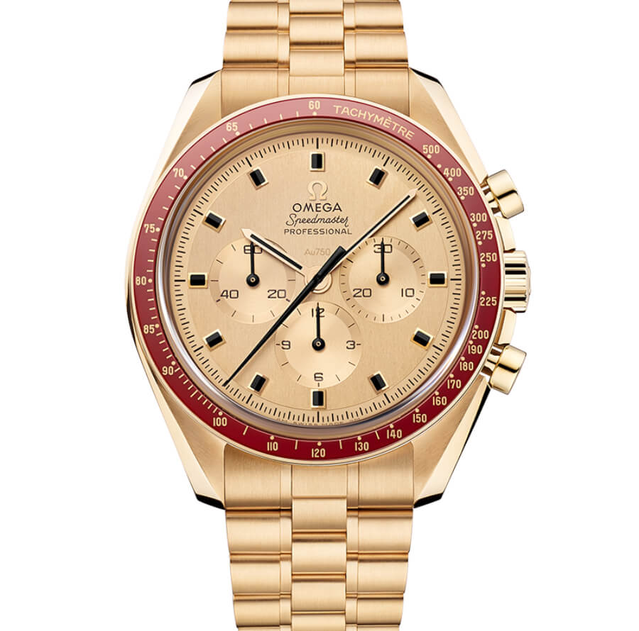 The New Omega Speedmaster Apollo 11 50th Anniversary Limited Edition