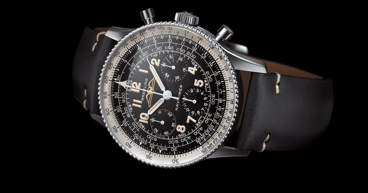 Breitling Navitimer Ref. 806 1959 Re-Edition (Specifications and Price)