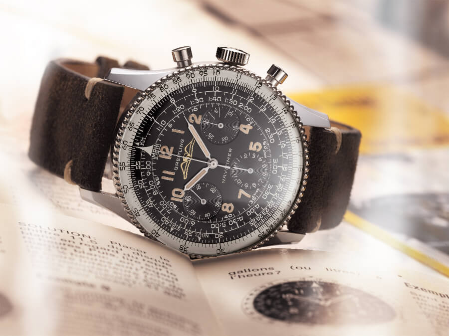 Breitling Navitimer Ref. 806 1959 Re-Edition Watch Review