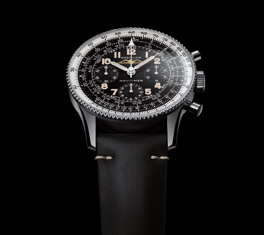 The New Breitling Navitimer Ref. 806 1959 Re-Edition