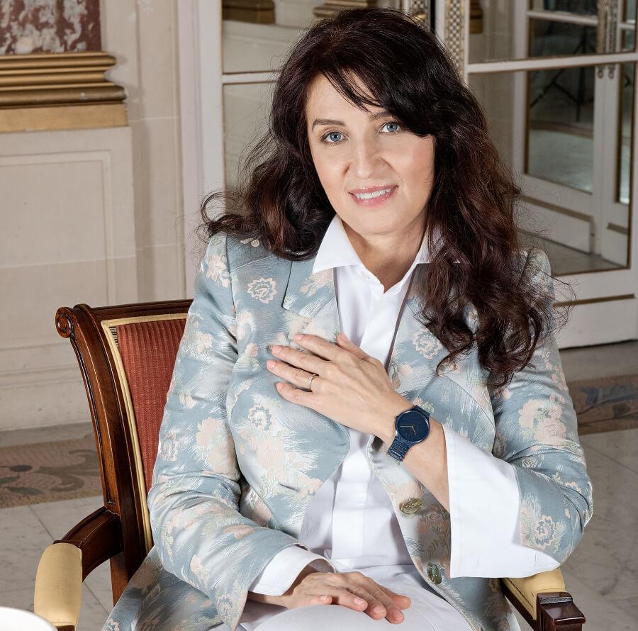 Evgenia Miro Rado Watch