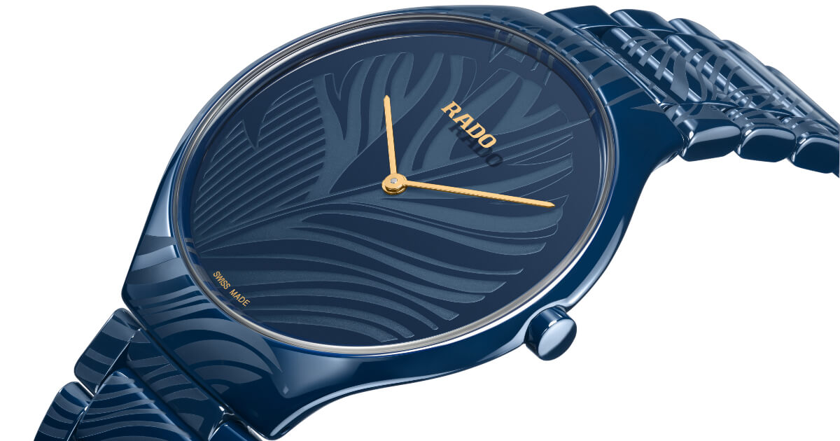Rado True Thinline My Bird Limited Edition