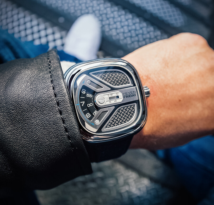 Sevenfriday SF-M1B/01 Watch Review