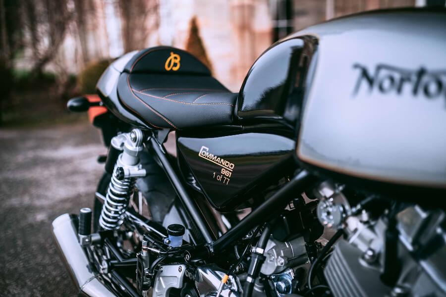 Breitling Norton Motorcycle