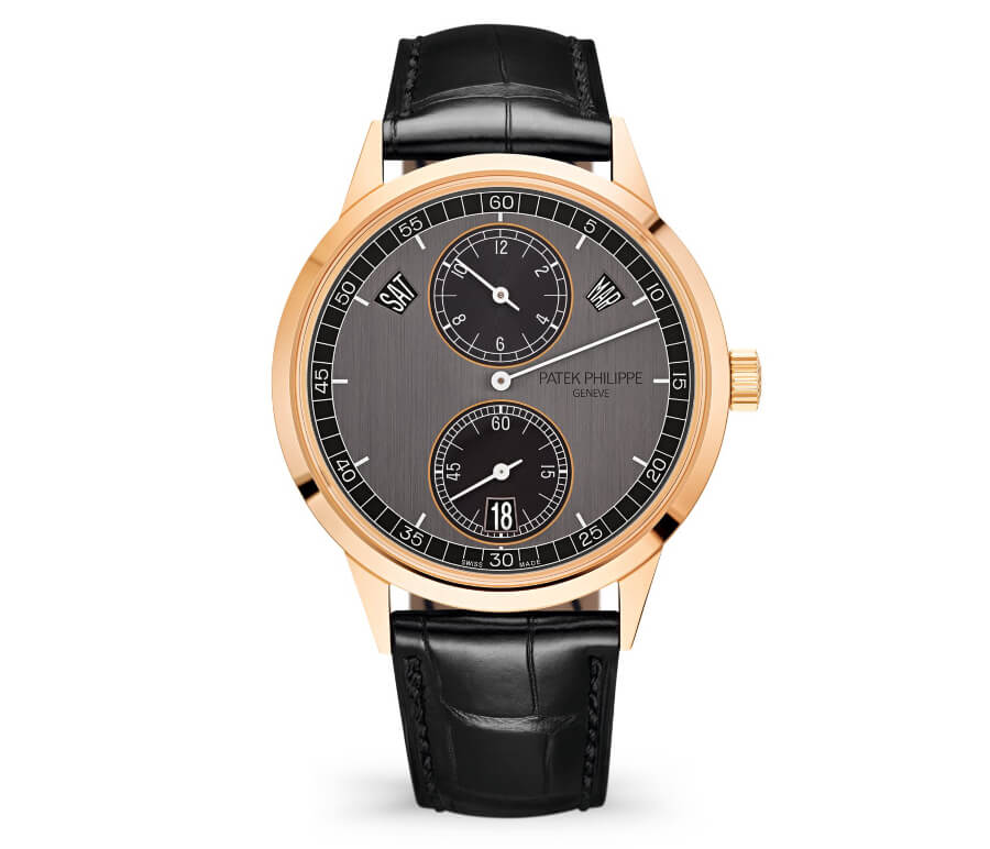 The New Patek Philippe Ref. 5235/50R Annual Calendar Regulator