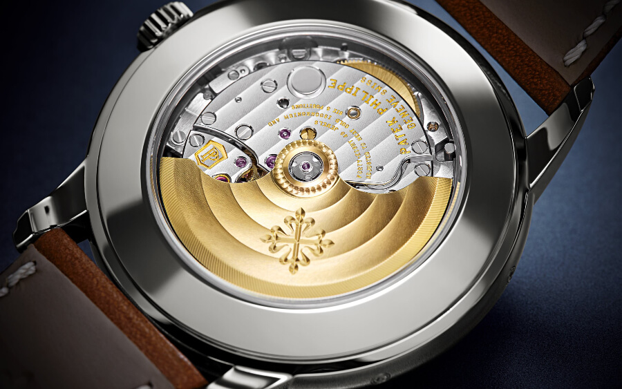 Patek Philippe Ref. 5212A-001 Calatrava Weekly Calendar  Movement