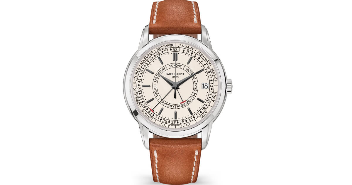 Patek Philippe Ref. 5212A-001 Calatrava Weekly Calendar (Specifications and Price)