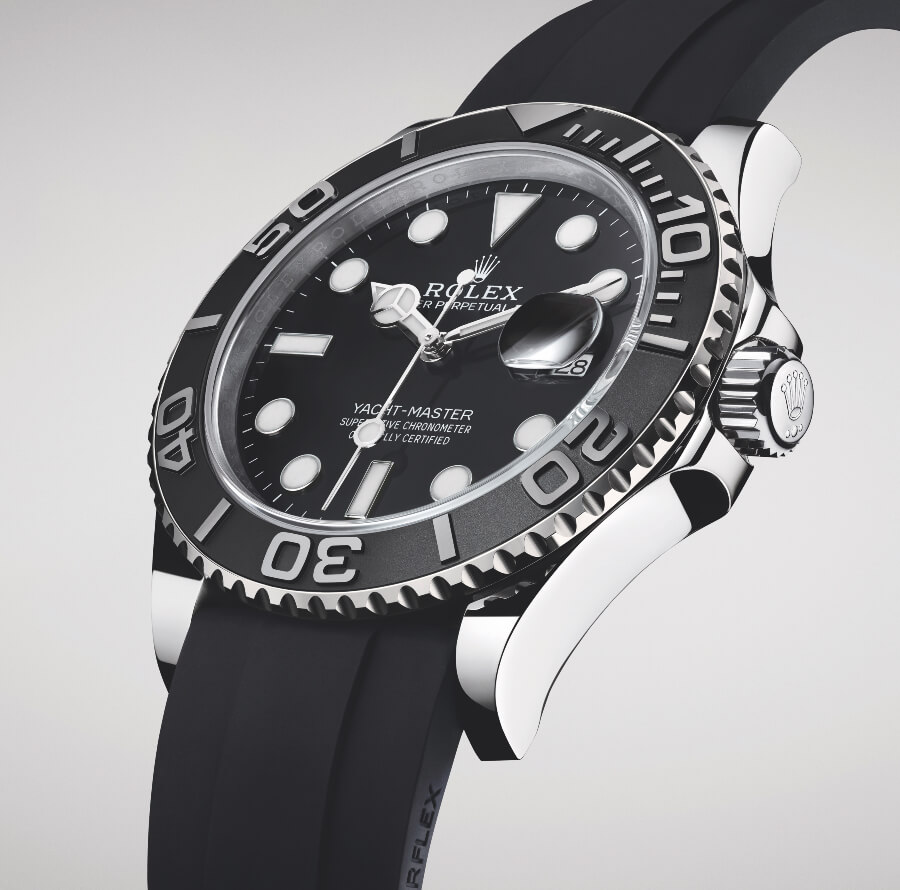 The New Rolex Oyster Perpetual Yacht-Master 42