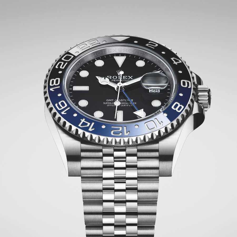 Rolex Oyster Perpetual GMT-Master II