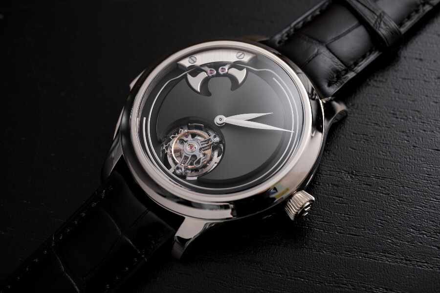 H. Moser & Cie. Endeavour Concept Tourbillon Minute Repeater Watch Review