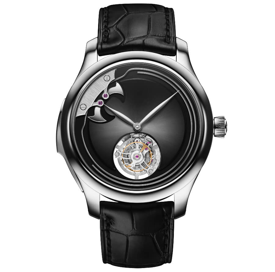 The Ñew H. Moser & Cie. Endeavour Concept Tourbillon Minute Repeater