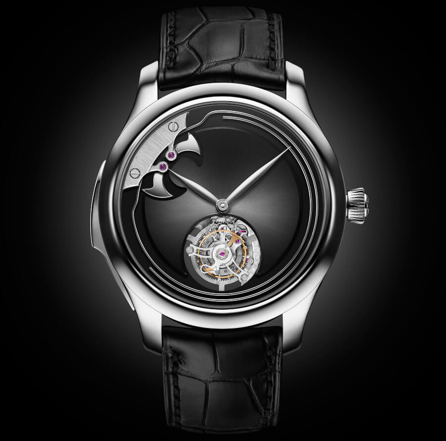 H. Moser & Cie. Tourbillon Minute Repeater