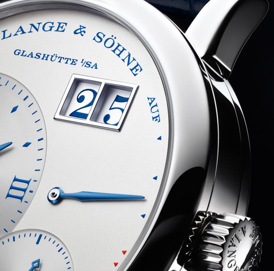 "A. Lange & Sohne Little Lange 1 ""25th Anniversary"" Dial"