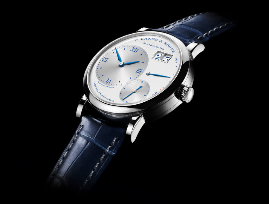 """The New A. Lange & Sohne Little Lange 1 """"25th Anniversary"""""""
