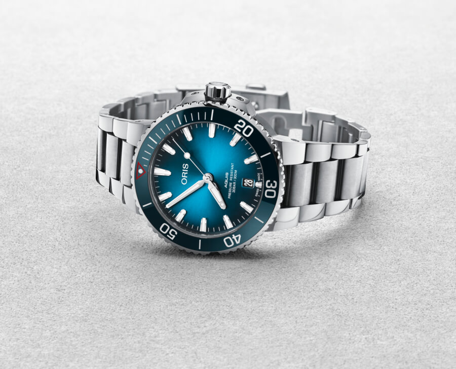 Oris Clean Ocean Limited Edition Review