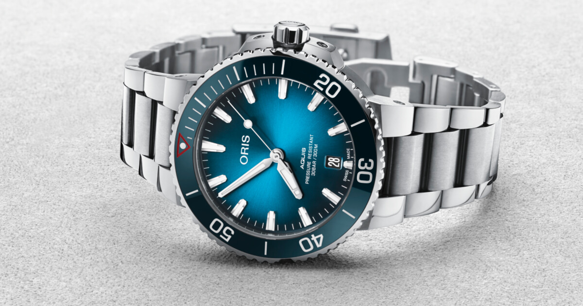 Oris Clean Ocean Limited Edition (Specifications and Price)