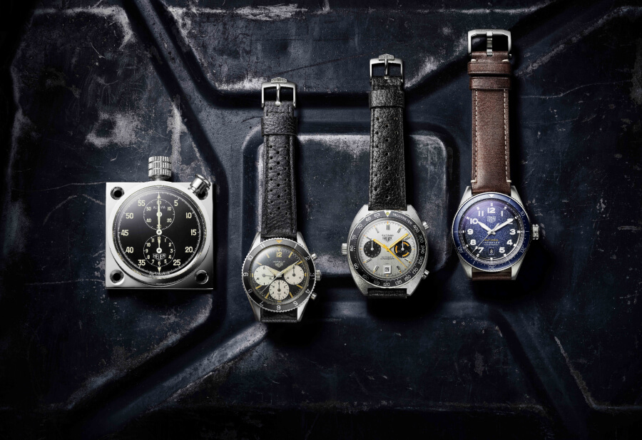 TAG Heuer Autavia Original Watches