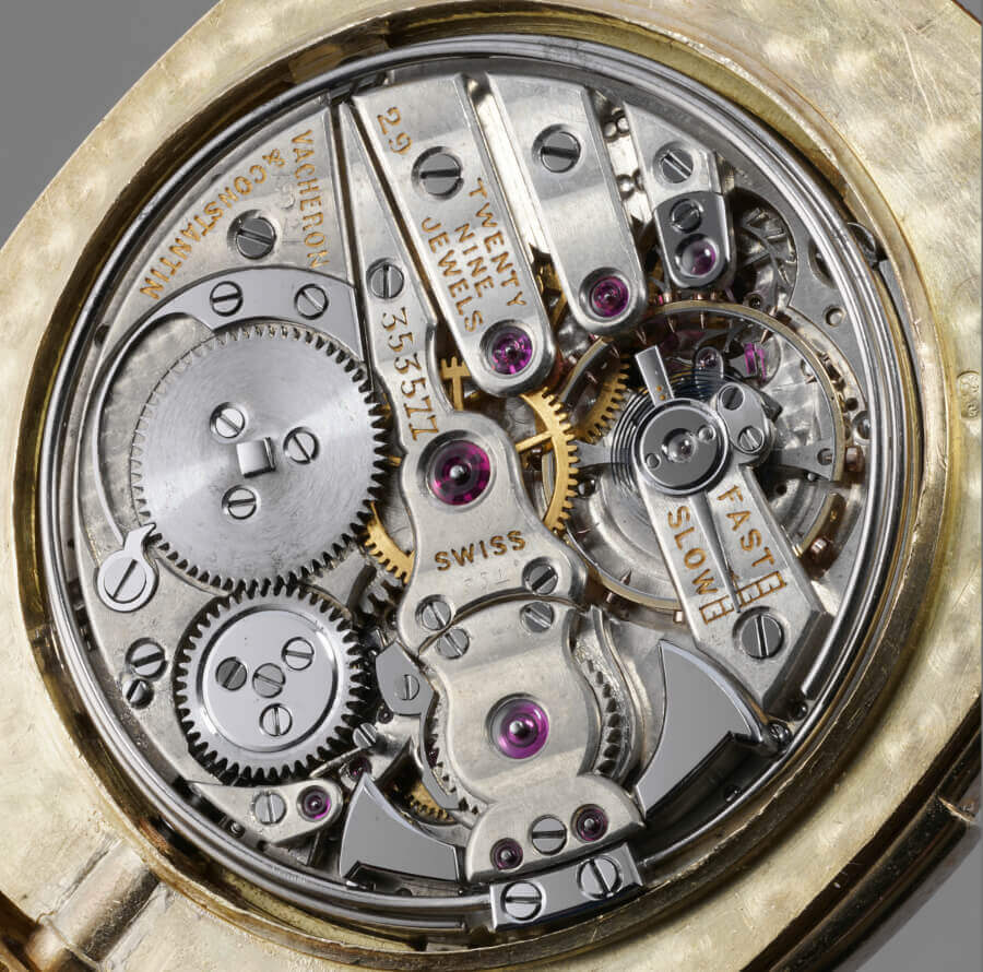 Vacheron Constantin Minute Repeater with Retrograde Calendar Movement