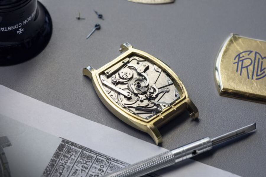 Vacheron Constantin Reference 3620 Review