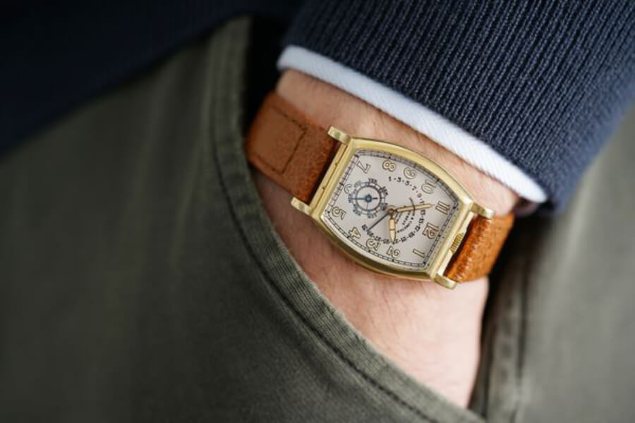 Vacheron Constantin Reference 3620 Watch Review
