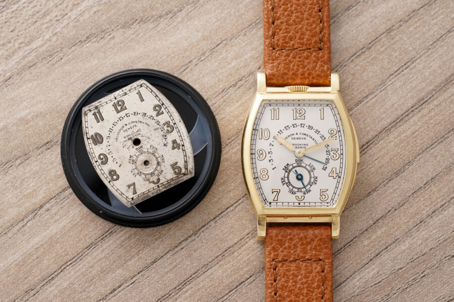 Vacheron Constantin Don Pancho Watch