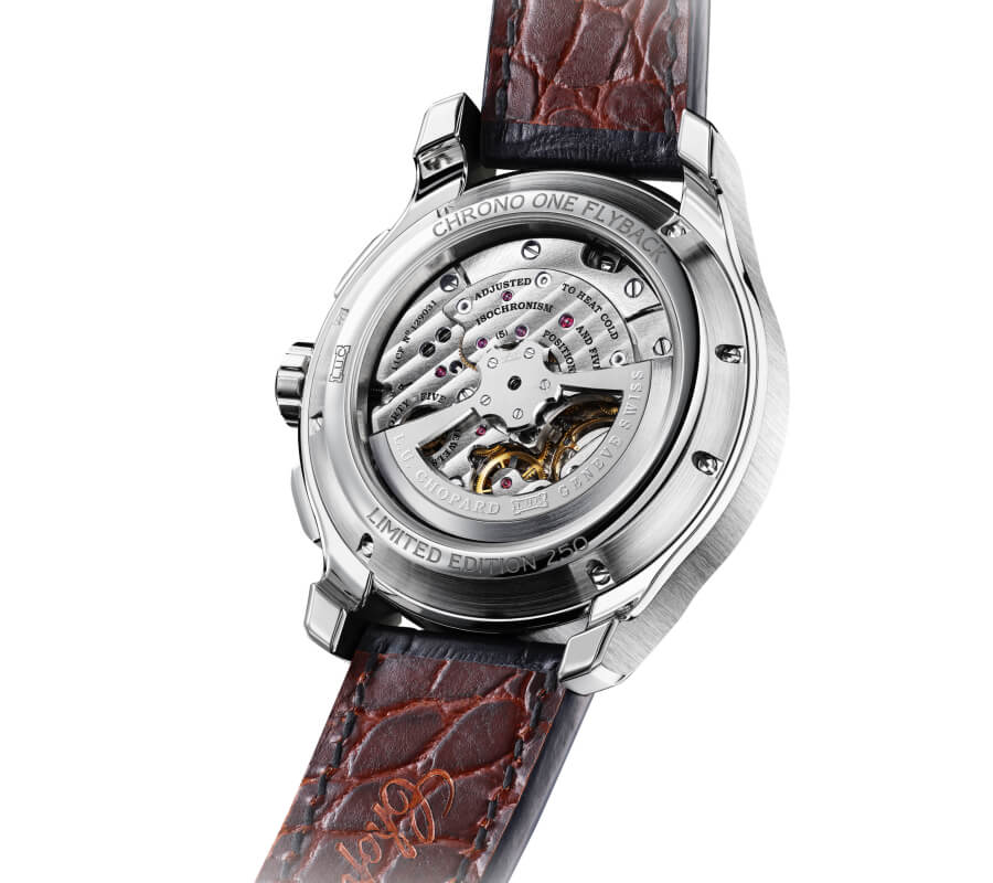 Chopard L.U.C Chrono One Flyback Movement