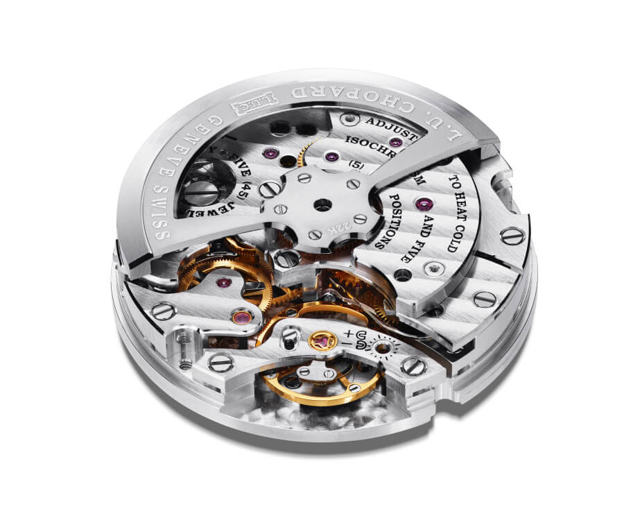 Chopard  L.U.C 03.03-L Movement