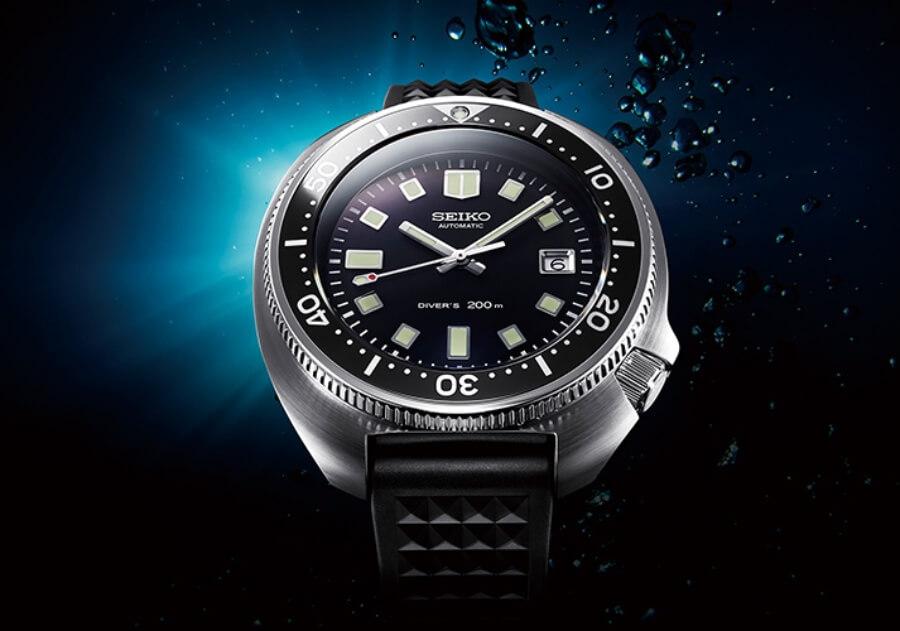 Seiko Prospex 1970 Diver's Re-creation Limited Edition