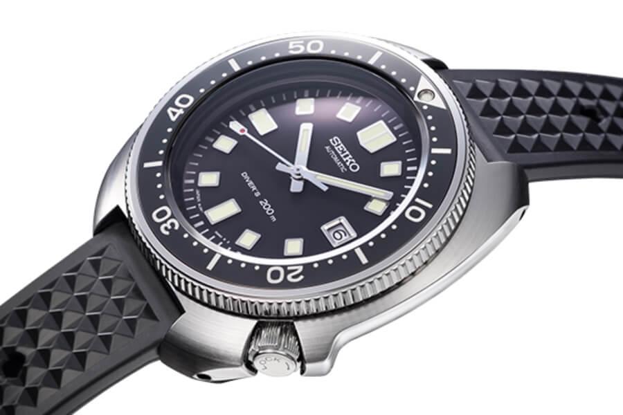 Seiko Prospex 1970 Diver's Re-creation Limited Edition Ref. SLA033