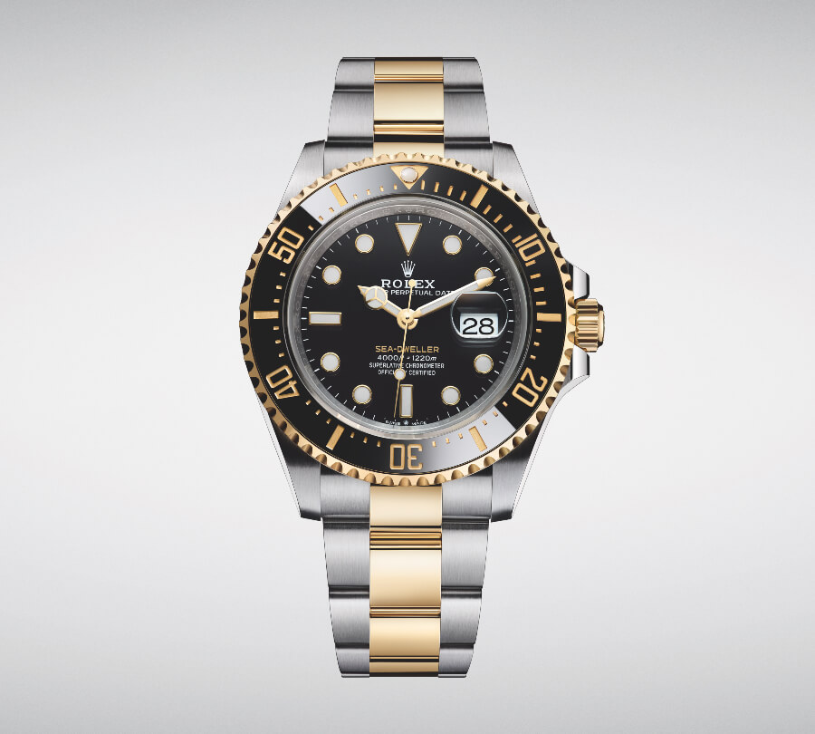 Rolex Sea-Dweller Reference 126603 Watch Review