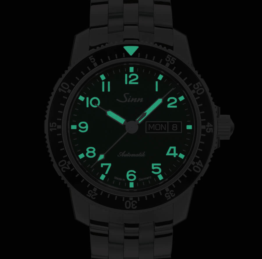 SuperLuminova Watch
