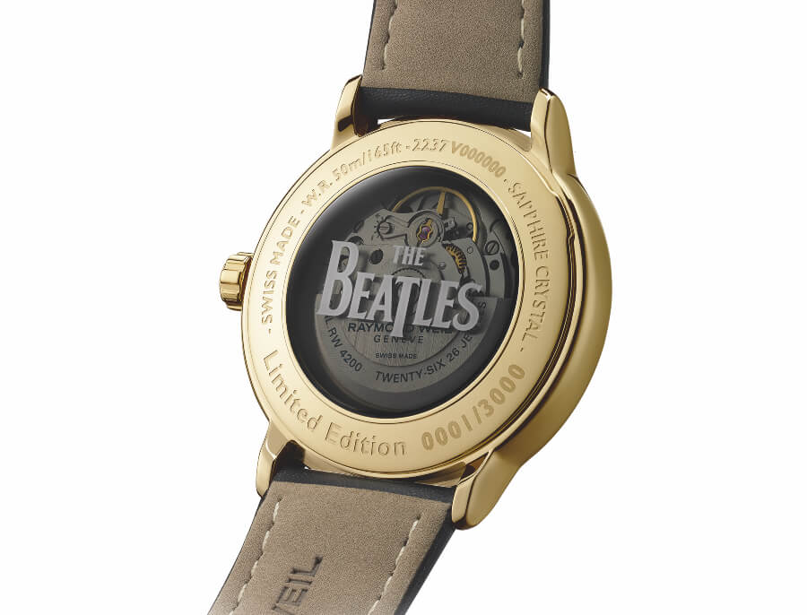 Raymond Weil Maestro The Beatles Sgt Pepper's Limited Edition Movement