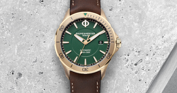 Baume & Mercier Clifton Club Bronze (Specifications and Price)