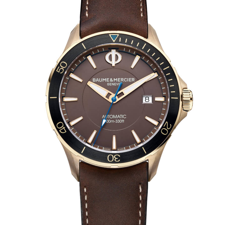 Bronze Diver Watch