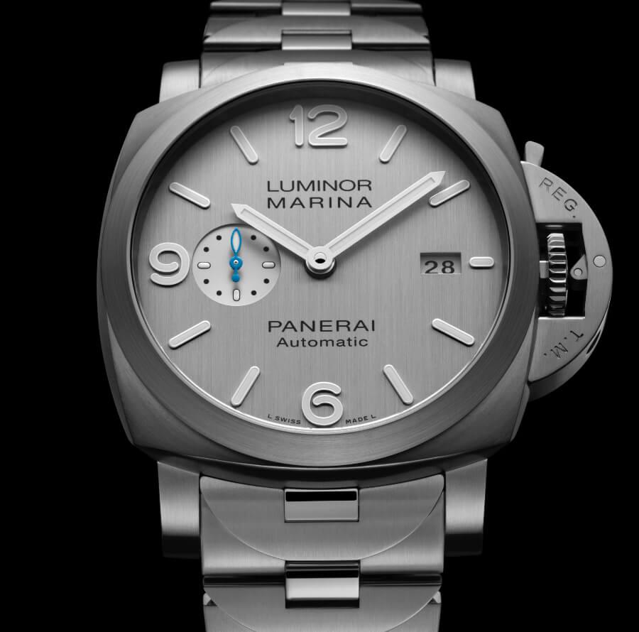 The New Panerai Luminor Marina 44 mm Ref. PAM00978