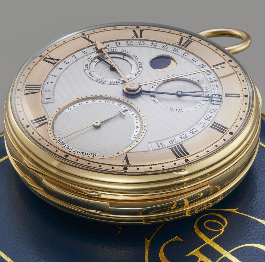George Daniels Grand Complication Pocket Watch Review