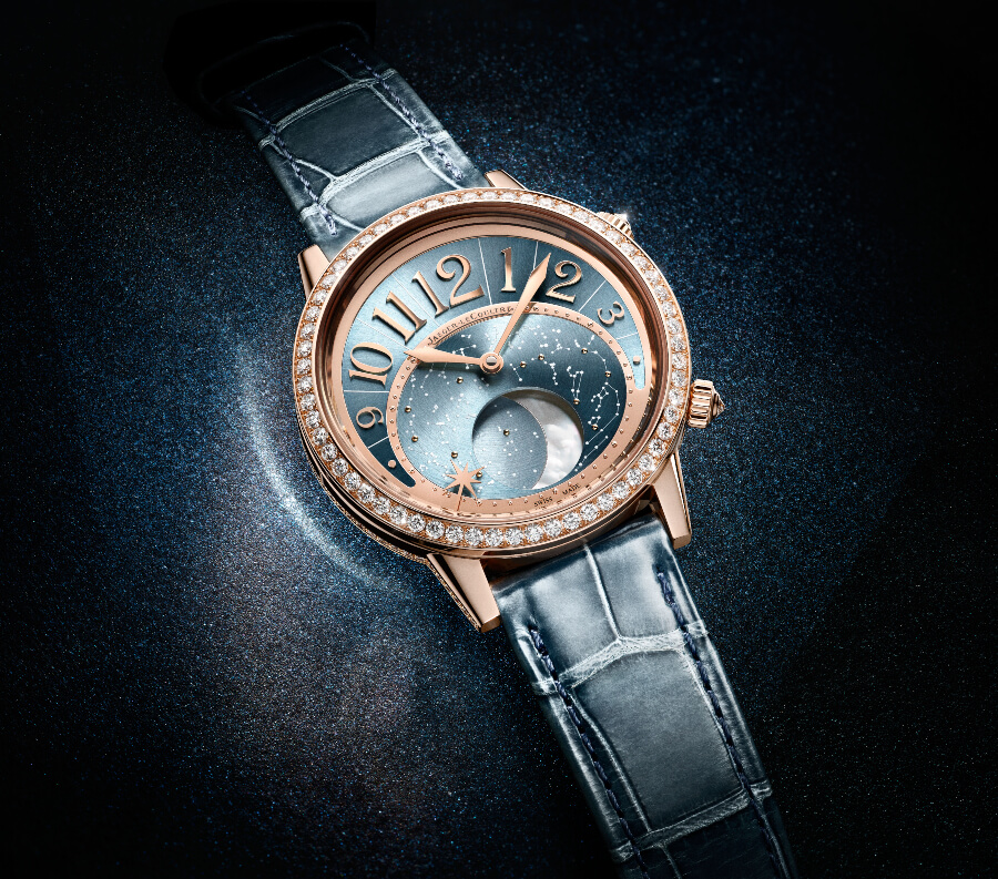 The New Jaeger-LeCoultre Rendez-Vous Moon Serenity