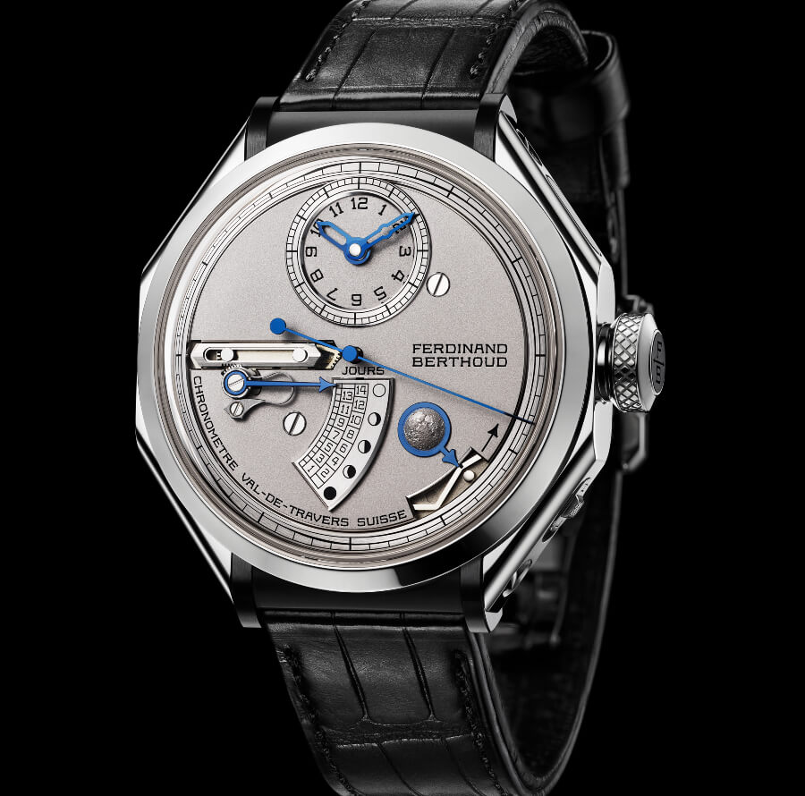 The New Ferdinand Berthoud Chronomètre FB 1L