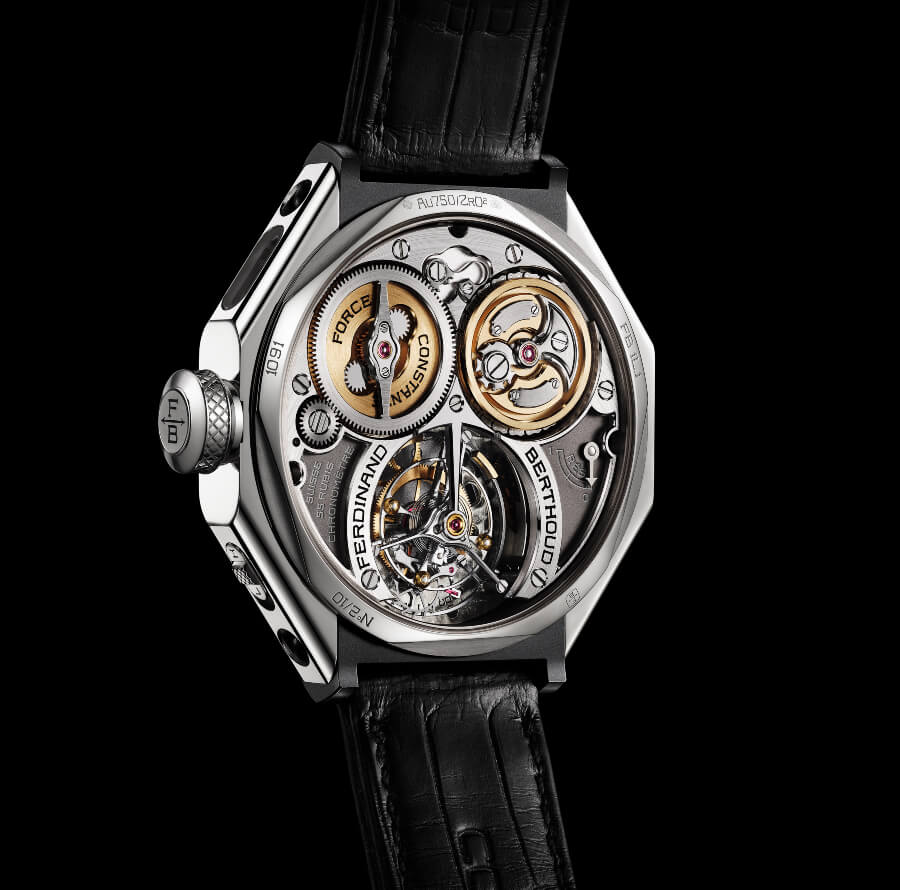Ferdinand Berthoud Chronomètre FB 1L Tourbillon Movement