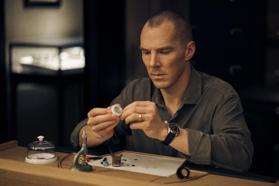 Benedict Cumberbatch Dr. Strange Jaeger-LeCoultre Polaris Memovox