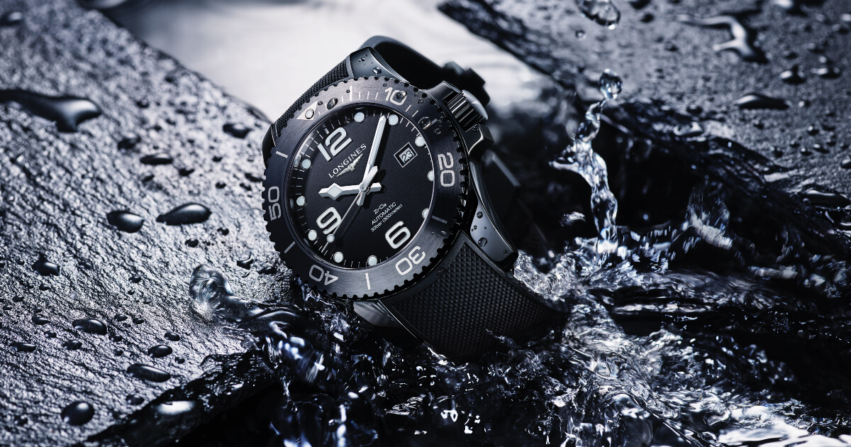 The New Longines HydroConquest (Specifications and Price)