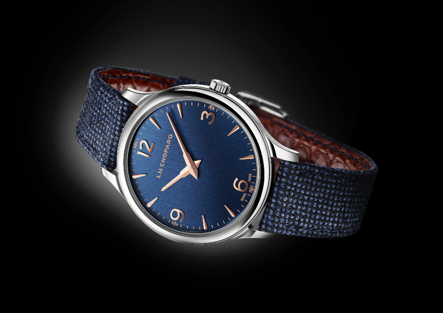 The New Chopard L.U.C XP
