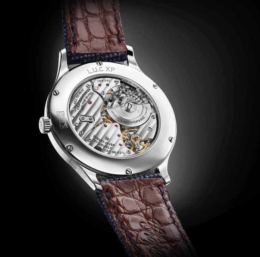 Chopard L.U.C XP Micro Rotor Watch Movement