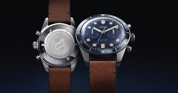 Oris Divers Sixty-Five Chronograph Bucherer Blue Editions (Specifications and Price)