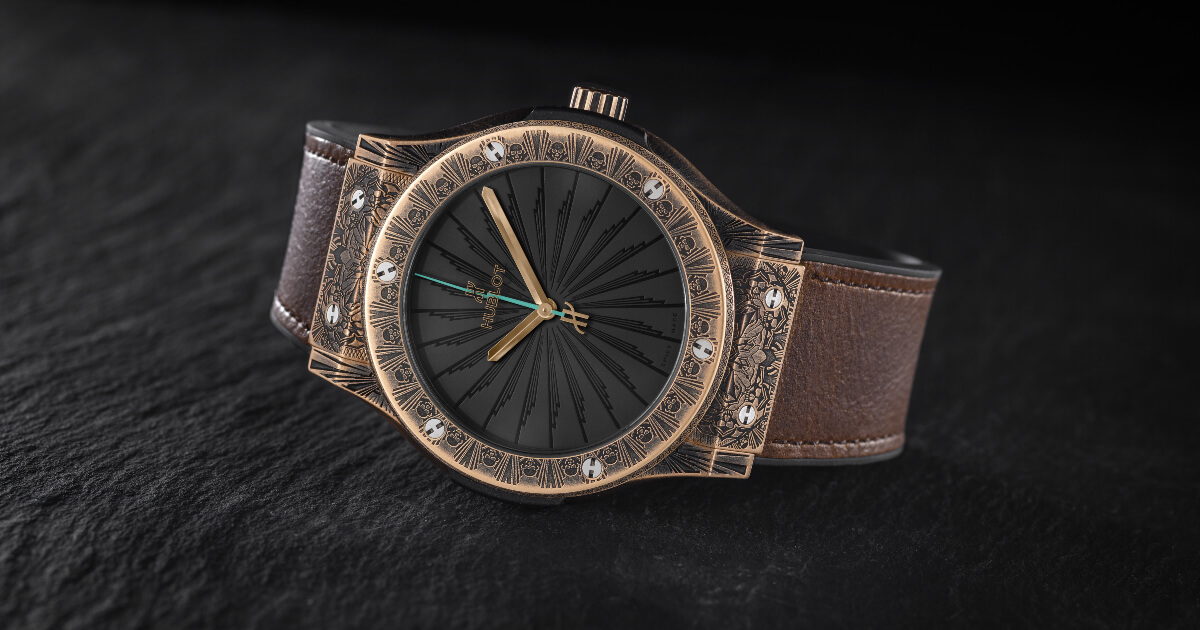 Hublot Classic Fusion Wild Customs (Specifications and Price)