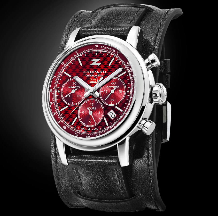 Race Car Watch Chronograph