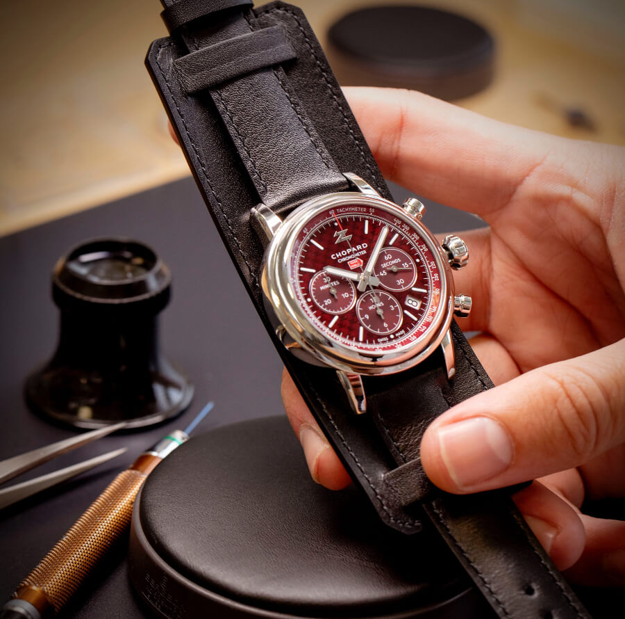 Chopard Mille Miglia Classic Chronograph Zagato 100th Anniversary Edition Watch Review
