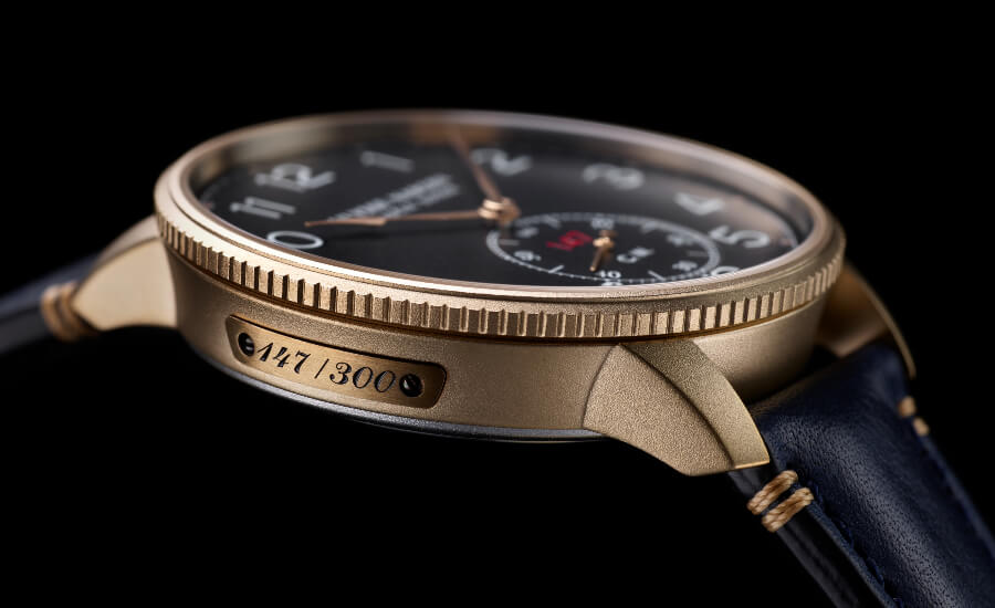 Ulysse Nardin Marine Torpilleur Military Bronze Watch